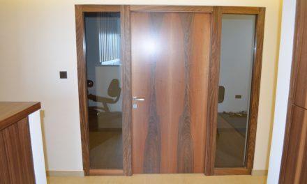 Egyedi ajtók készítése