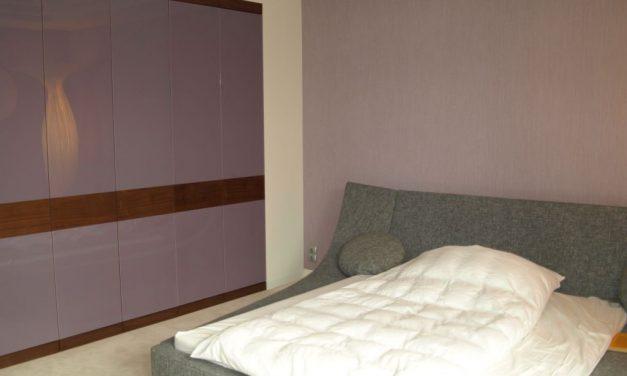 Egyedi hálószoba bútorok, ágyak készítése
