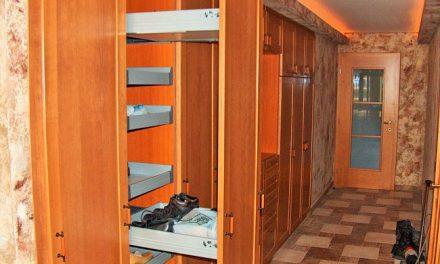 Egyedi bútorkészítés – Komplett Lakás IV.