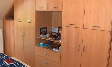 Egyedi bútorkészítés – Komplett Lakás VI.