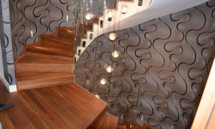 Lépcsőkészítés fából – a fa előnyös tulajdonságai
